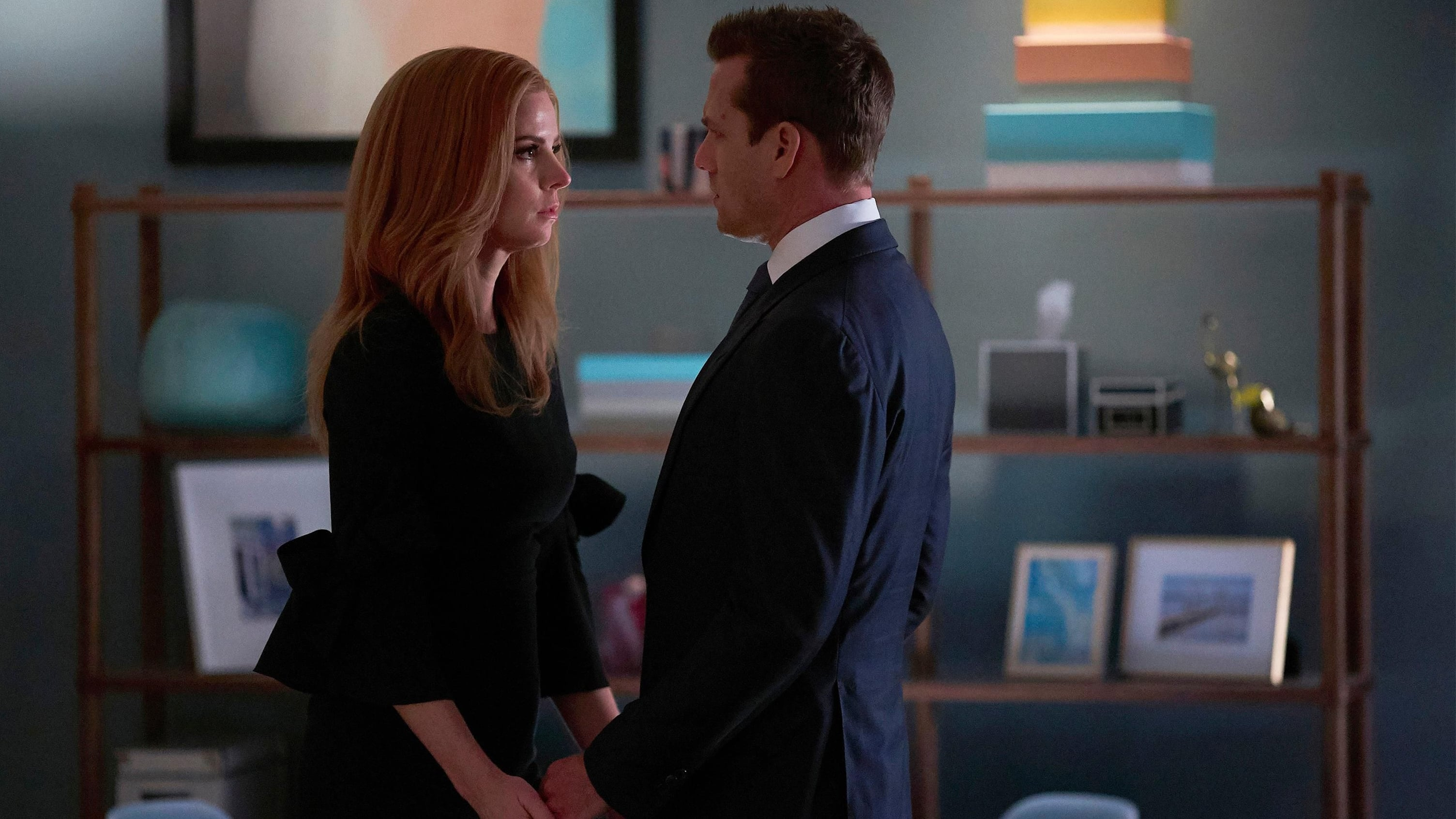 Suits Season 7 :Episode 11  Hard Truths