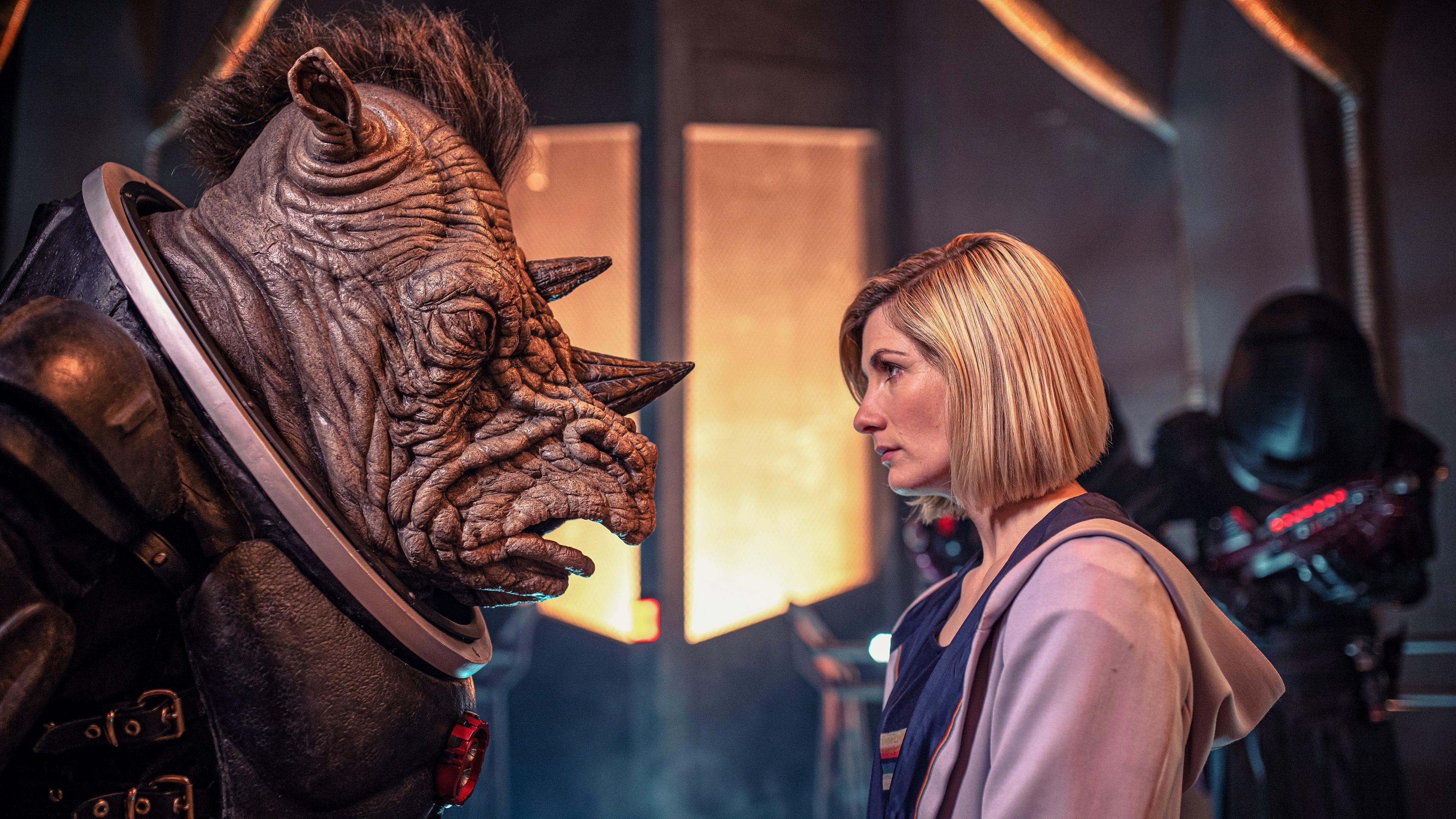 Doctor Who Season 12 :Episode 5  Folge 5