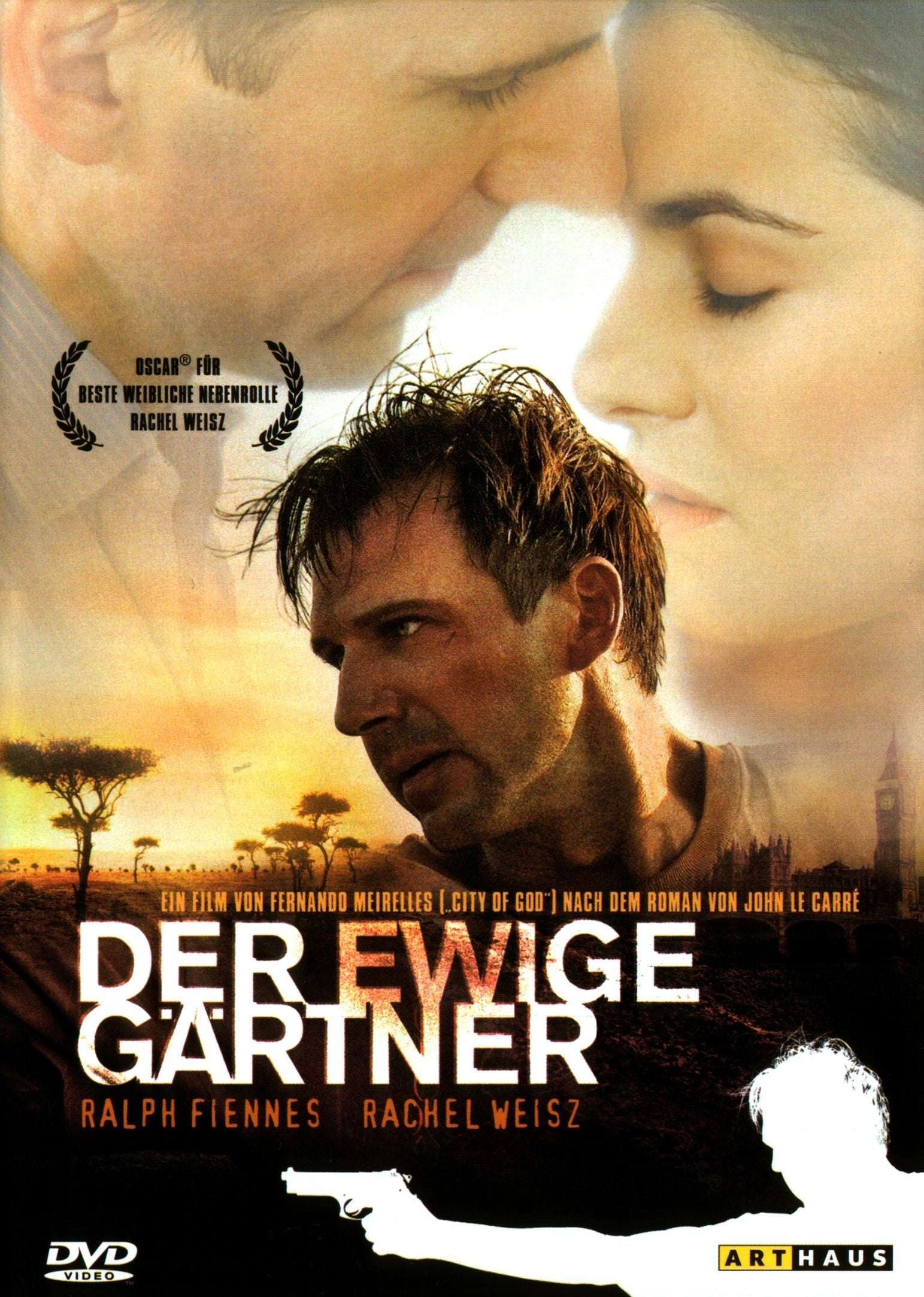 film review on constant gardener The constant gardener is a love story told in retrospect fiennes is justin, a shy the film is about betrayal, personal and political.