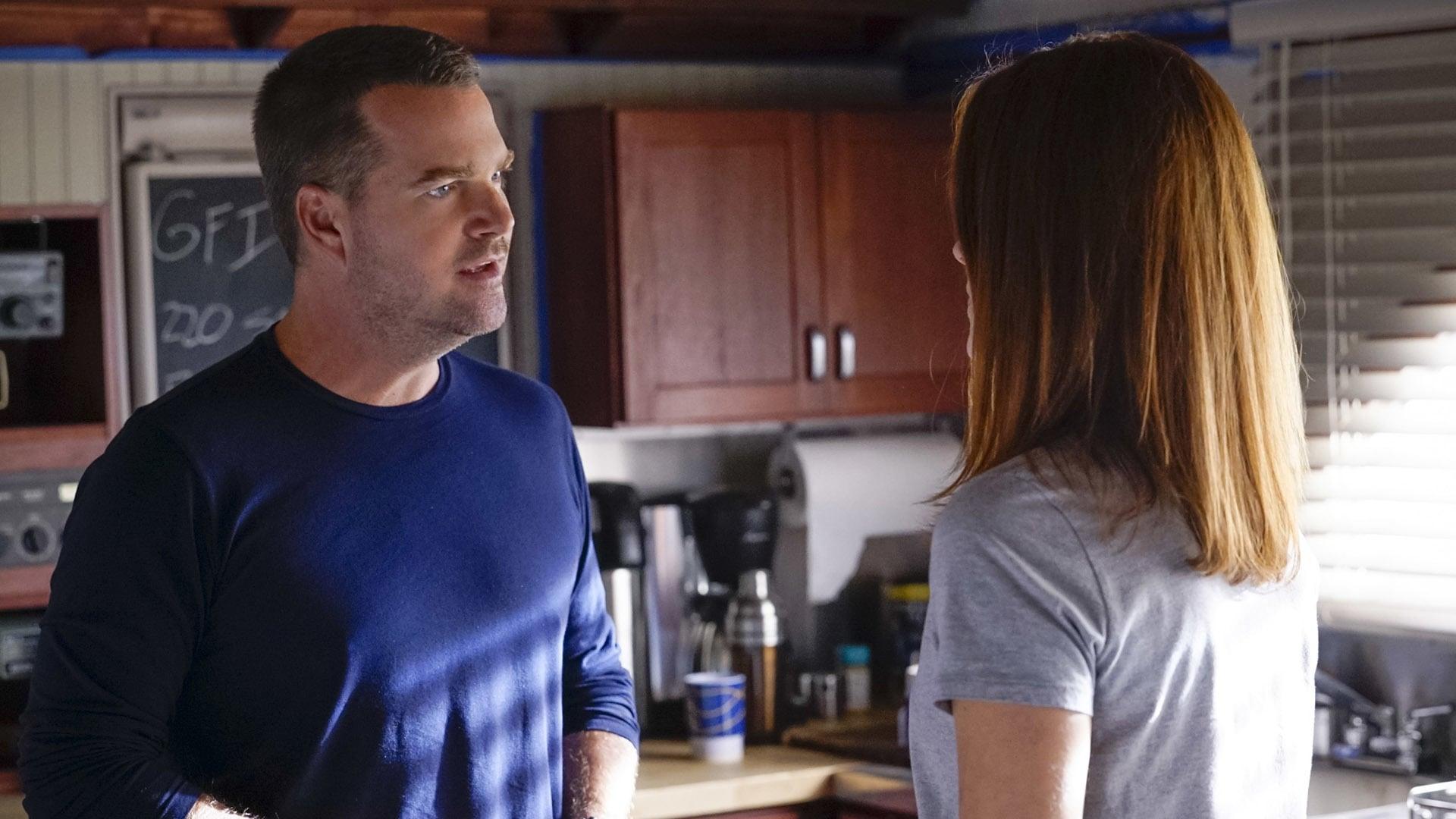 NCIS: Los Angeles Season 9 :Episode 9  Fool Me Twice