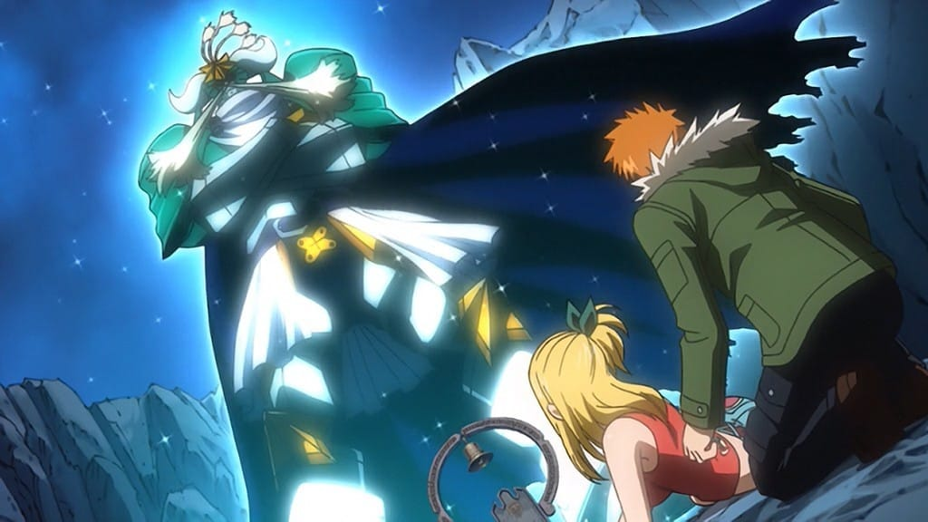 Fairy Tail Season 1 :Episode 32  Der König der Stellargeister