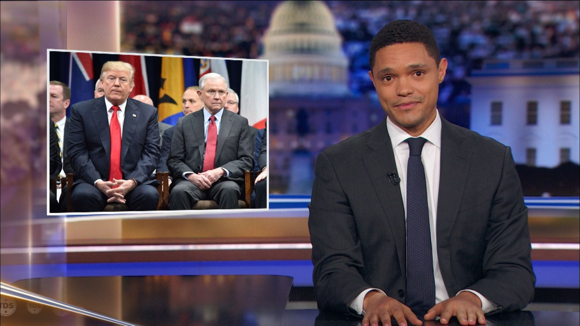 The Daily Show with Trevor Noah Season 24 :Episode 18  Rebecca Traister