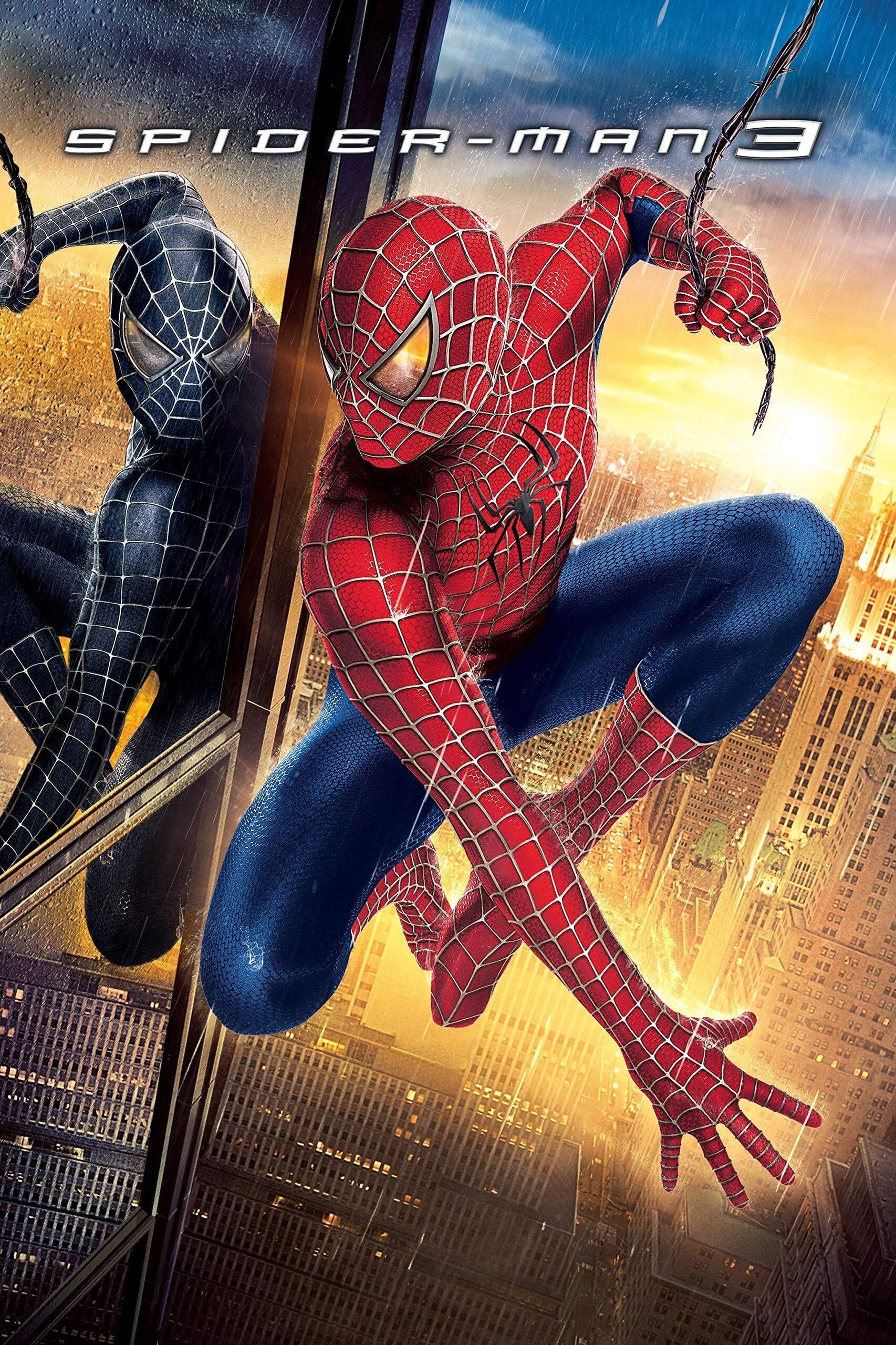 Spider-Man 3 (2007) Ganzer Film Deutsch