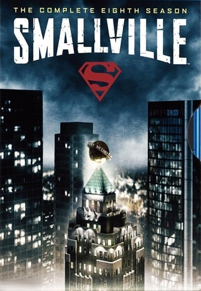 Smallville 8ª Temporada Dublado Torrent Downlaod Bluray 720p (2008)