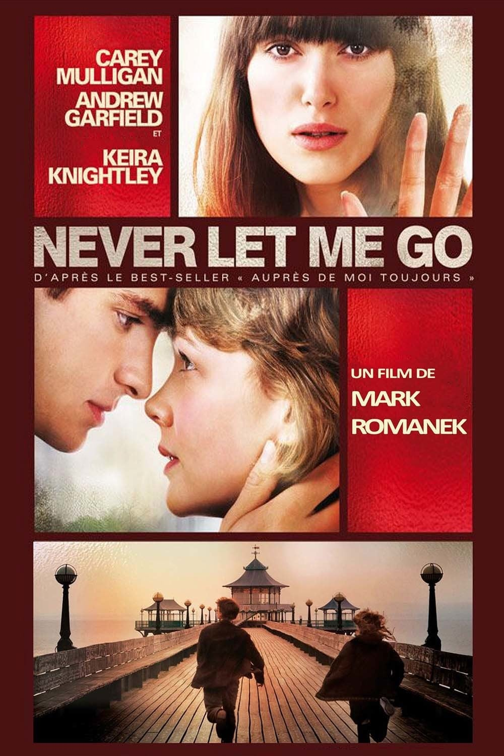never let me go Never let me go 315k likes available on blu-ray and dvd .
