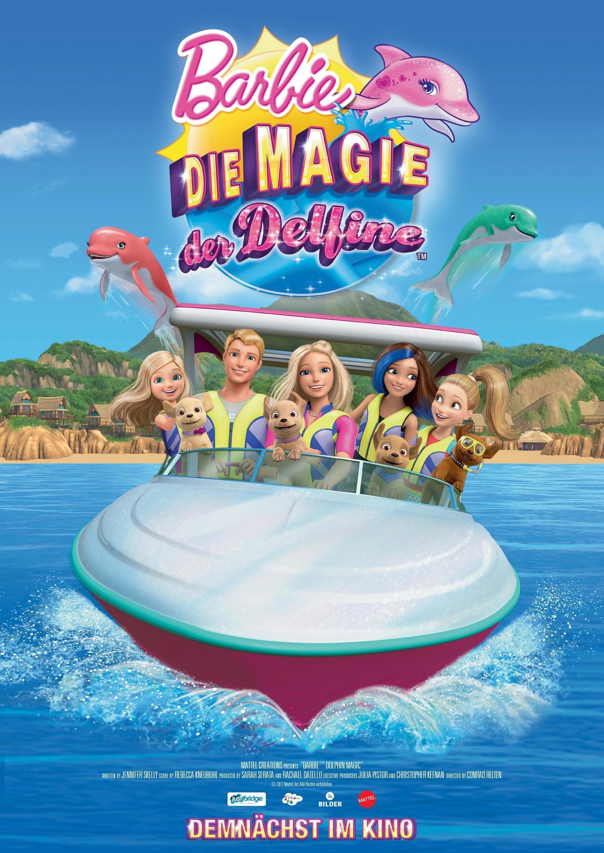 Barbie y los delfines mágicos ()