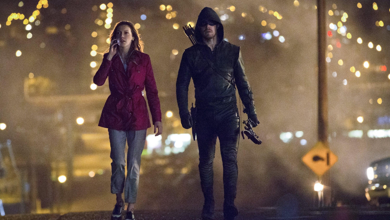 Arrow Season 2 :Episode 22  Streets of Fire