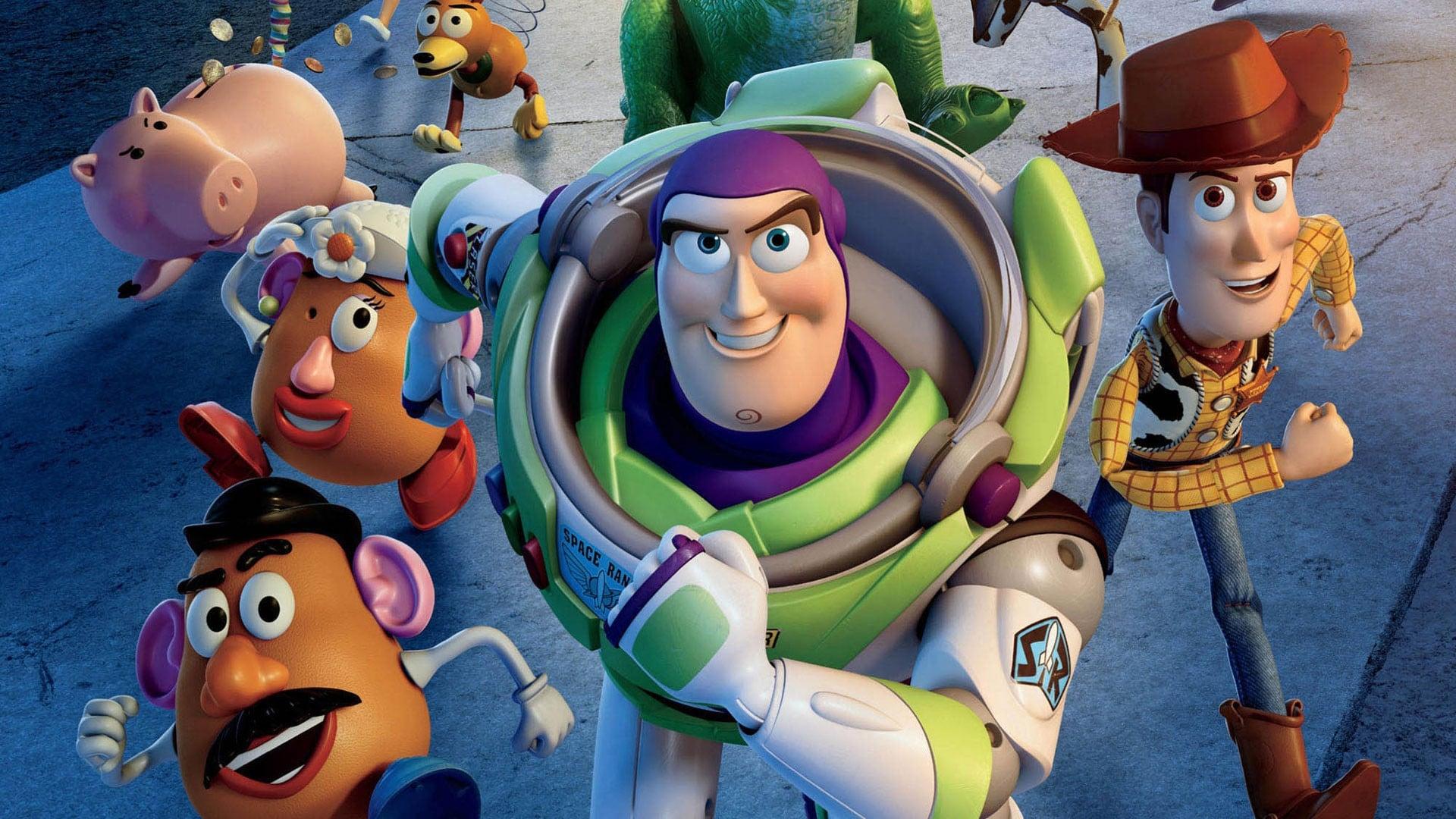 Contraportada Toy Story 2