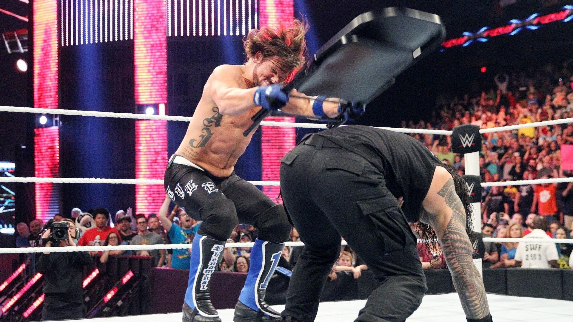 WWE Raw Season 24 :Episode 20  May 16, 2016 (Greensboro, NC)