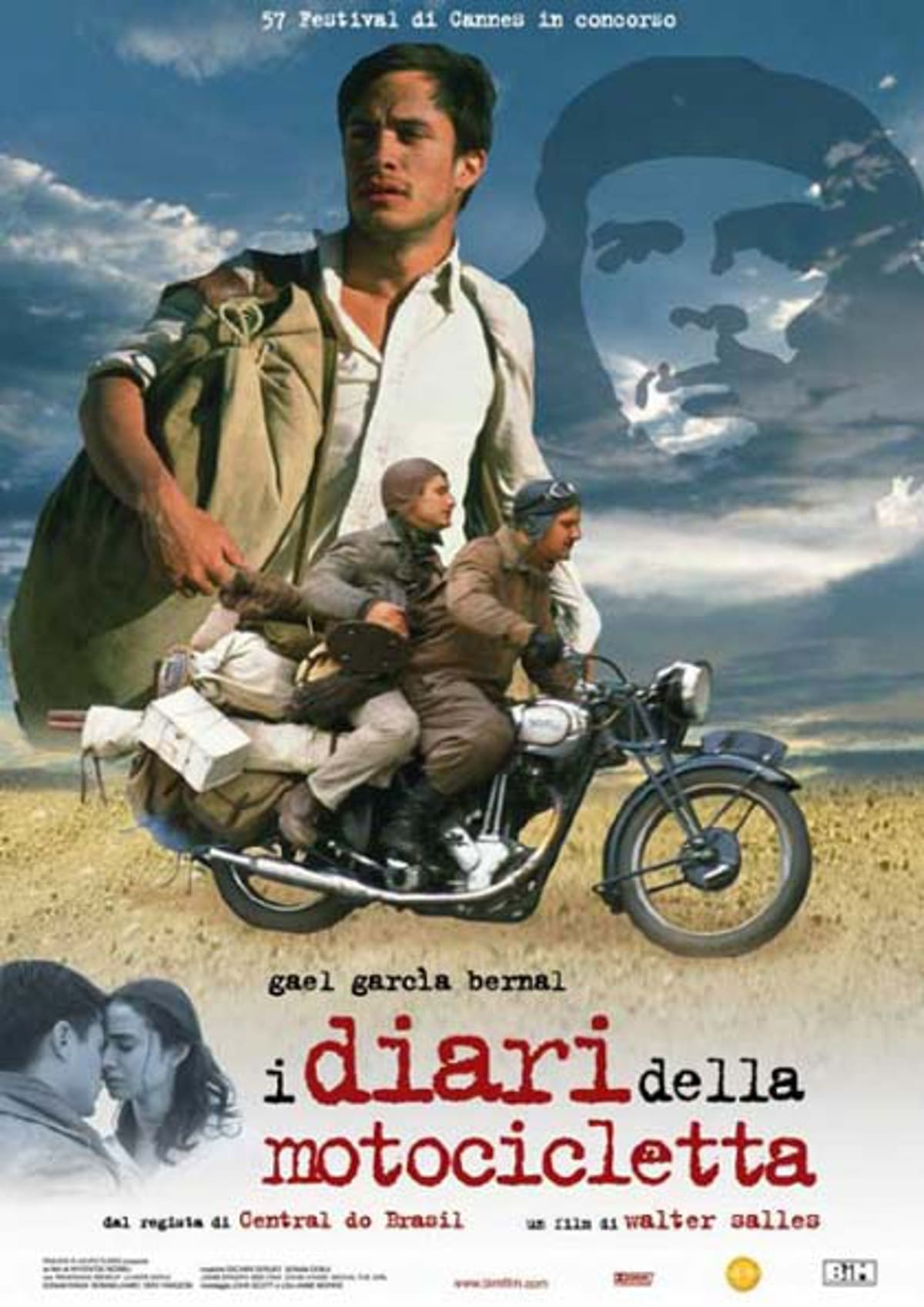 motorcycle diaries The dramatization of a motorcycle road trip che guevara went on in his youth that showed him his life's calling.