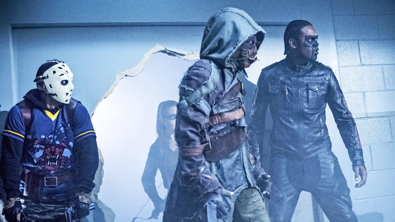 Arrow Season 5 :Episode 4  Penance