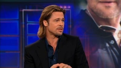 The Daily Show with Trevor Noah Season 17 :Episode 54  Brad Pitt