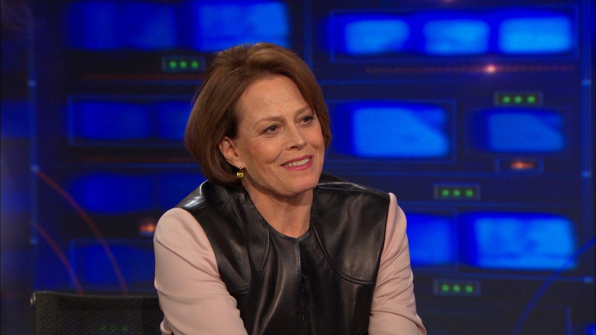 The Daily Show with Trevor Noah Season 20 :Episode 69  Sigourney Weaver