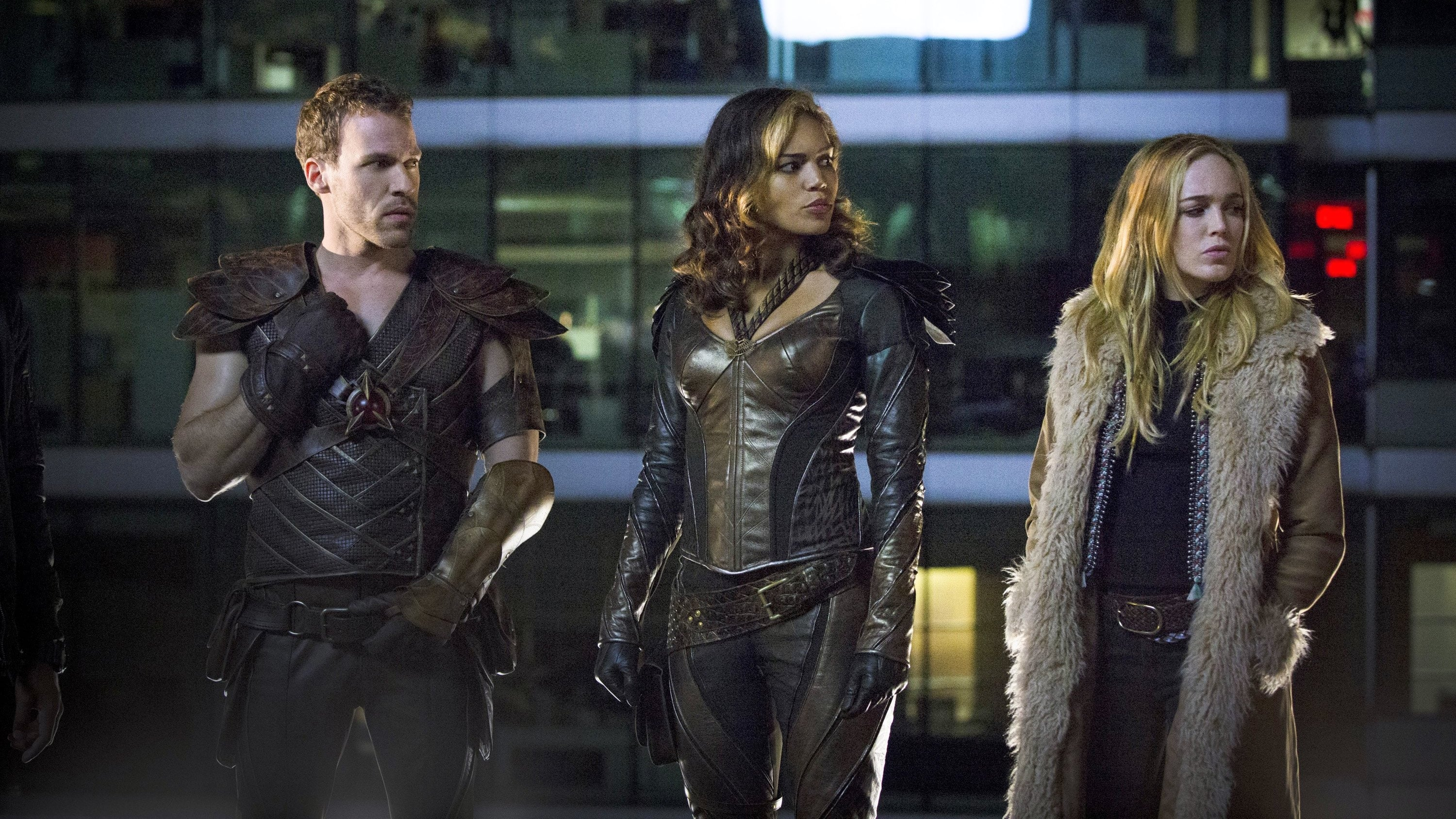DC's Legends of Tomorrow Season 1 :Episode 1  Pilot, Part 1