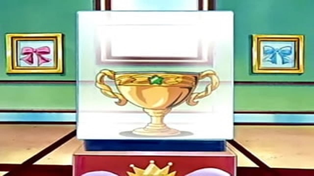 Pokémon Season 8 :Episode 27  The Ribbon Cup Caper!