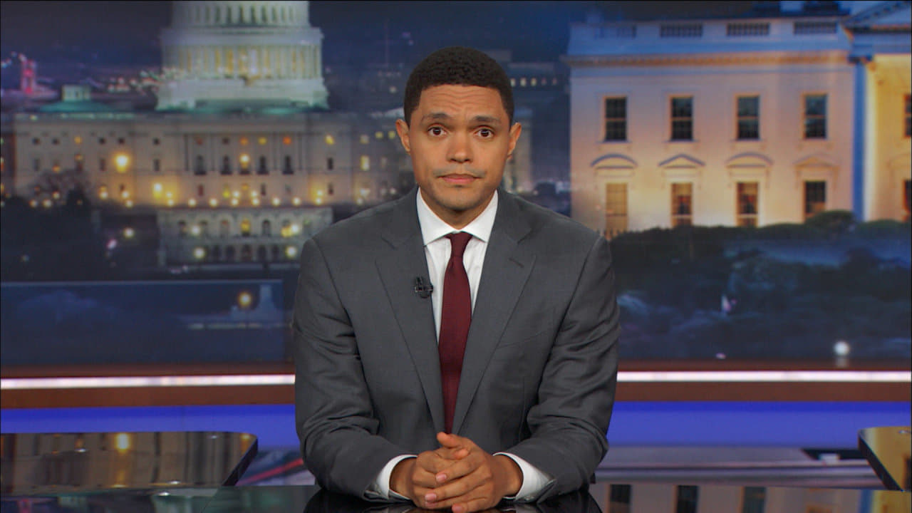 The Daily Show with Trevor Noah Season 23 :Episode 1  Robin Thede