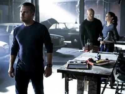 NCIS: Los Angeles Season 3 :Episode 1  Lange, H.