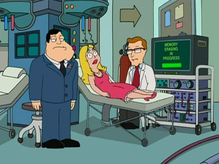American Dad! Season 1 :Episode 4  Francine's Flashback