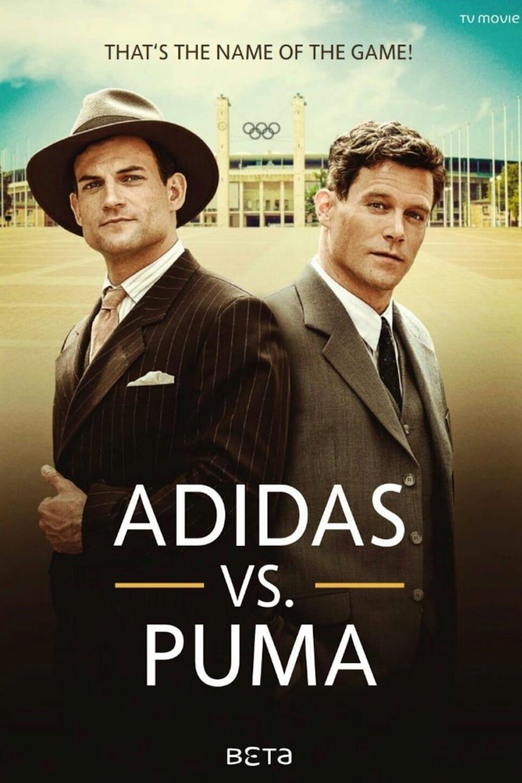 Póster Duelo de hermanos: La historia de Adidas y Puma
