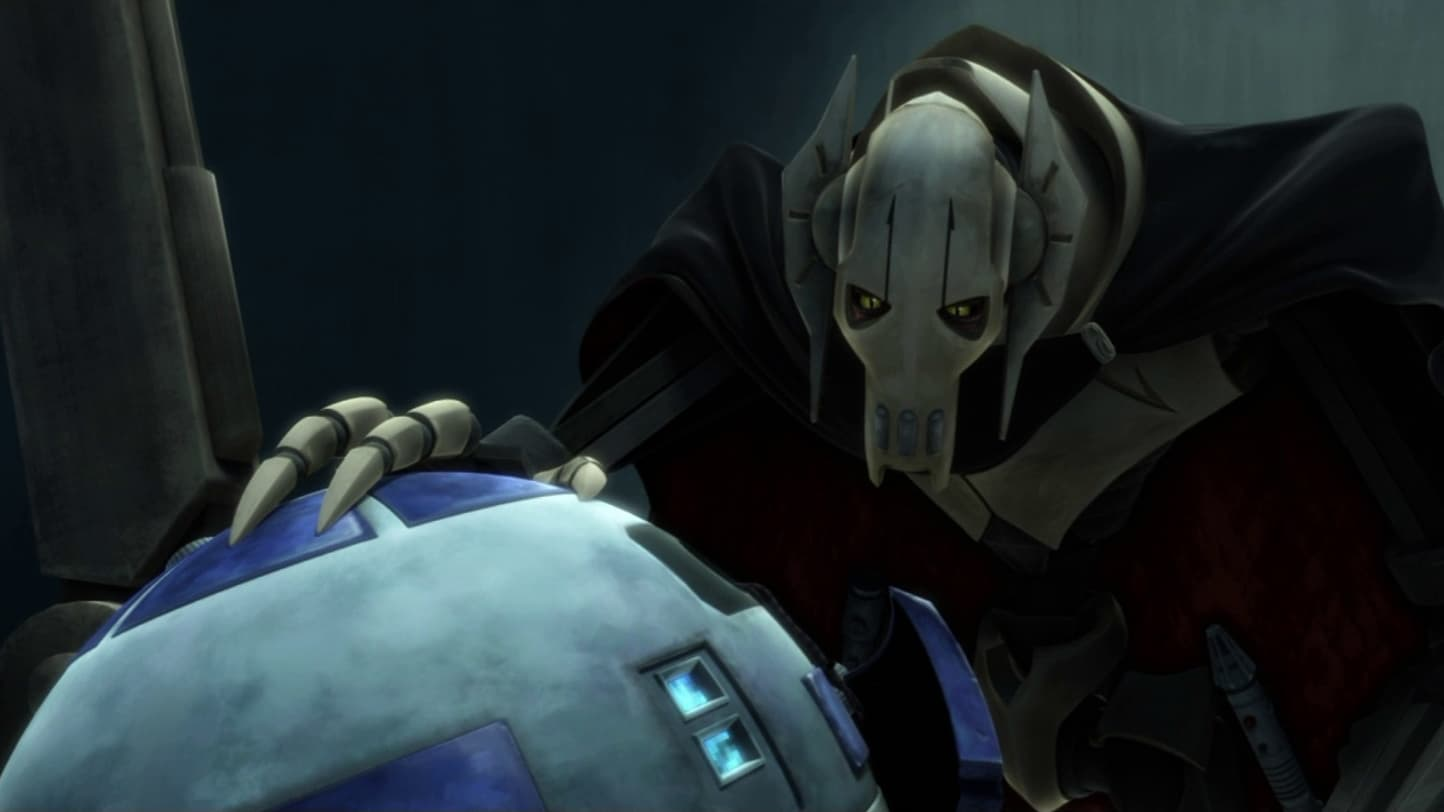 Star Wars: The Clone Wars - Season 1 Episode 7 : Duel of the Droids