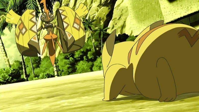 Pokémon Season 20 :Episode 19  A Guardian Rematch!