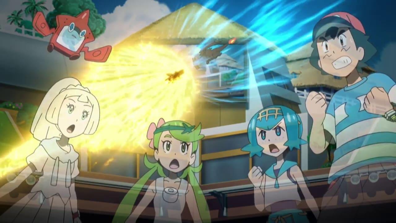Pokémon Season 22 :Episode 42  The Road to the Semifinals!