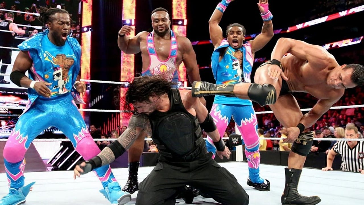 WWE Raw Season 24 :Episode 2  January 11, 2016 (New Orleans, LA)