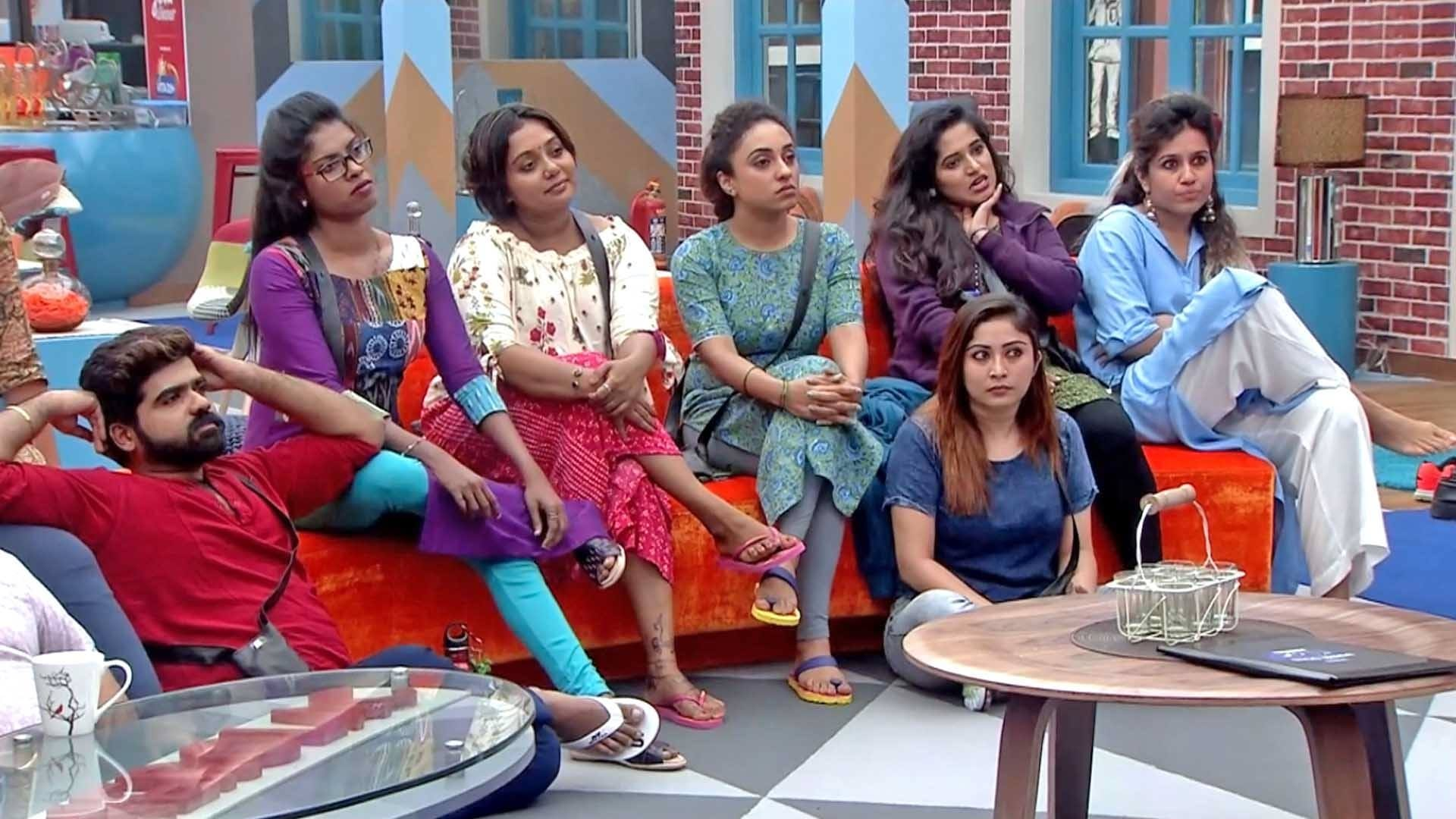 Bigg Boss Season 1 :Episode 2  Day 1 in the House
