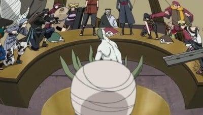 Naruto Shippūden Season 10 :Episode 201  Painful Decision