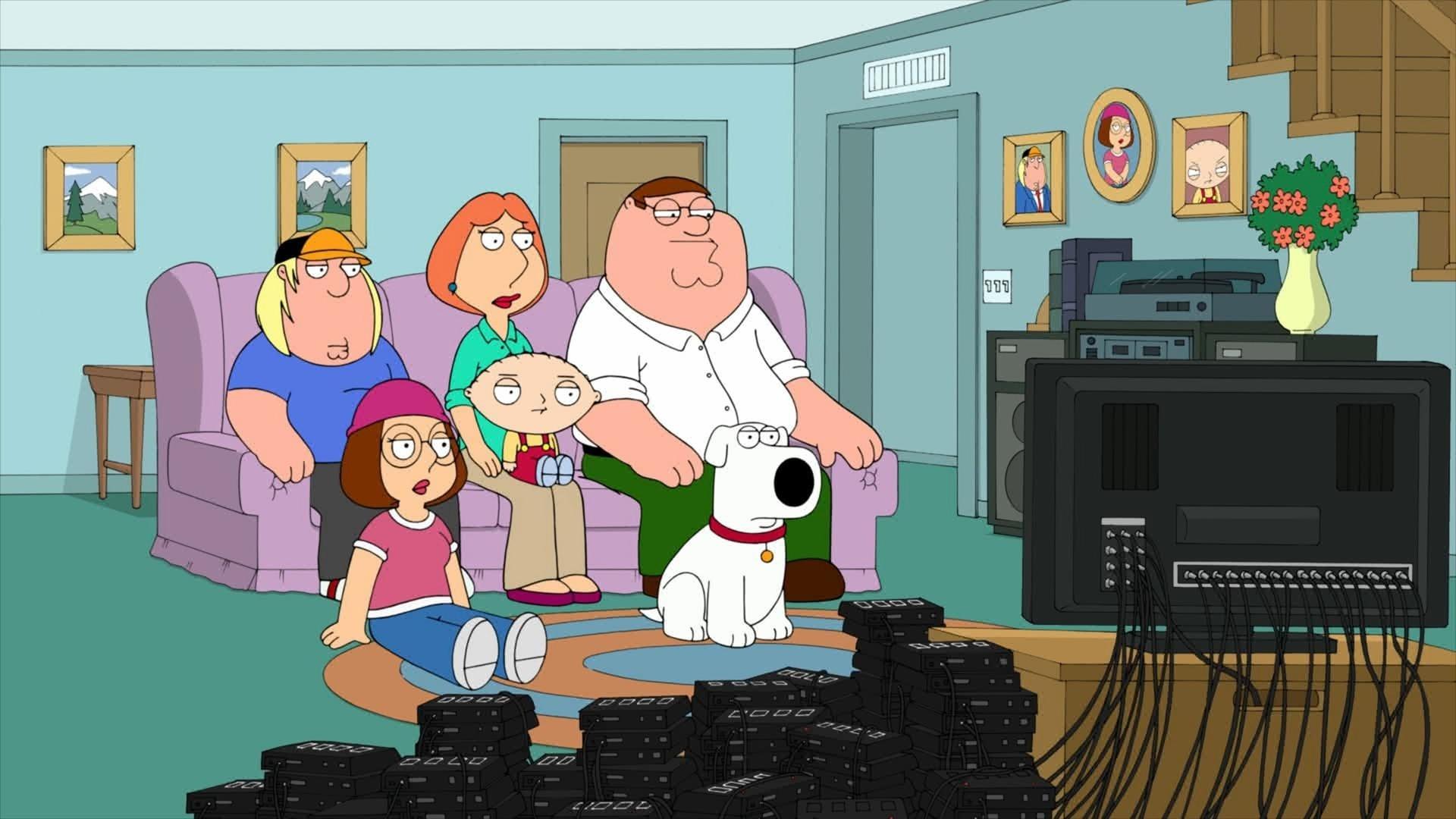 Family Guy Season 11 :Episode 2  Ratings Guy