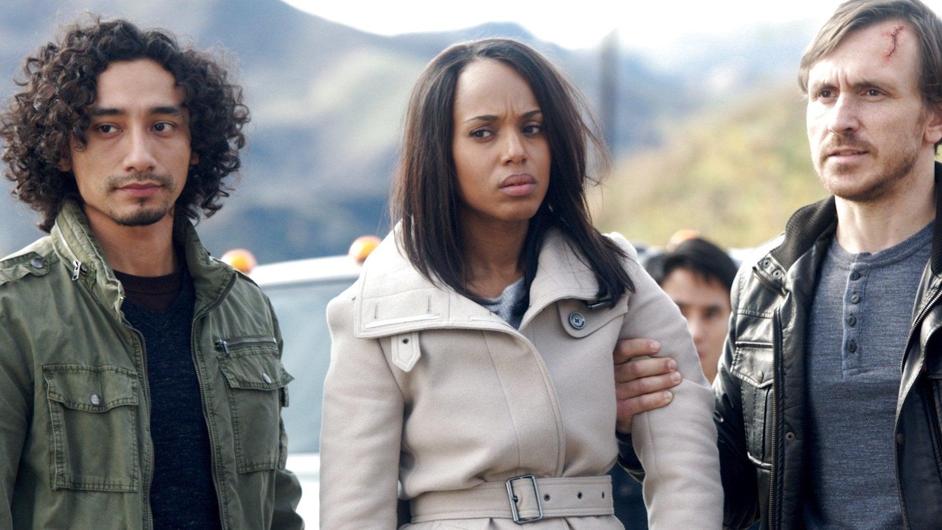 Scandal Season 4 :Episode 13  No More Blood