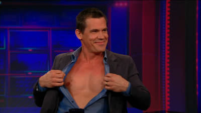 The Daily Show with Trevor Noah Season 18 :Episode 42  Josh Brolin