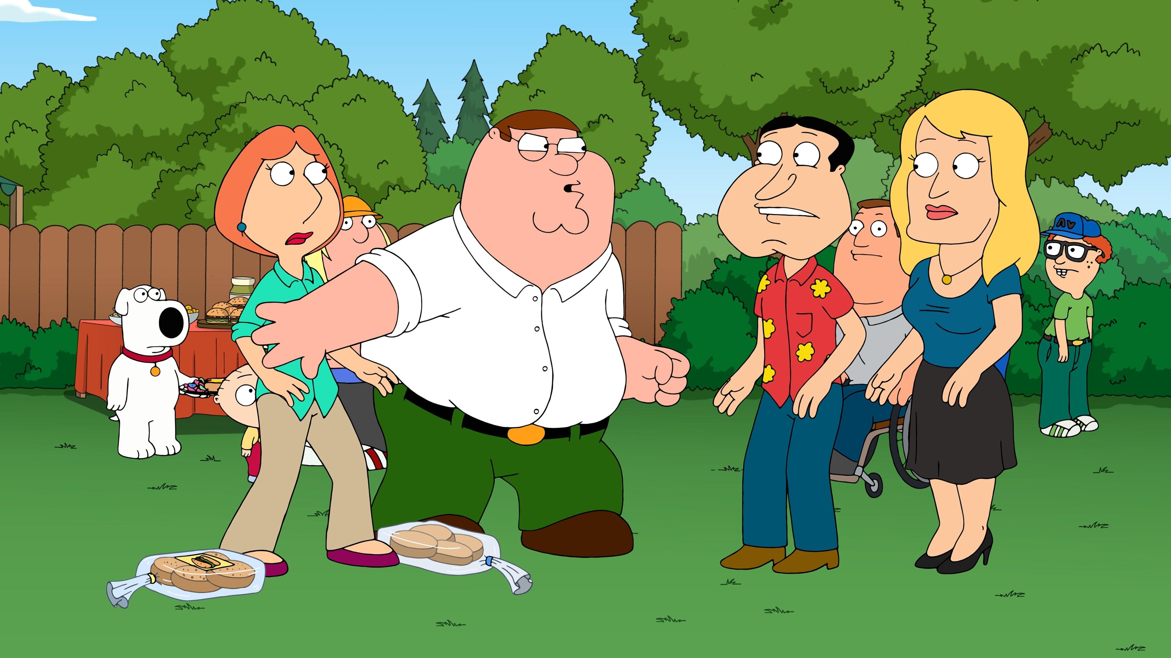 Family Guy Season 14 : Hot Pocket-Dial