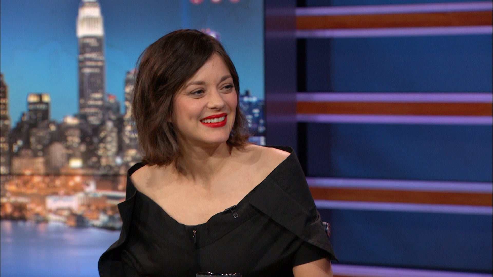 The Daily Show with Trevor Noah Season 21 :Episode 34  Marion Cotillard