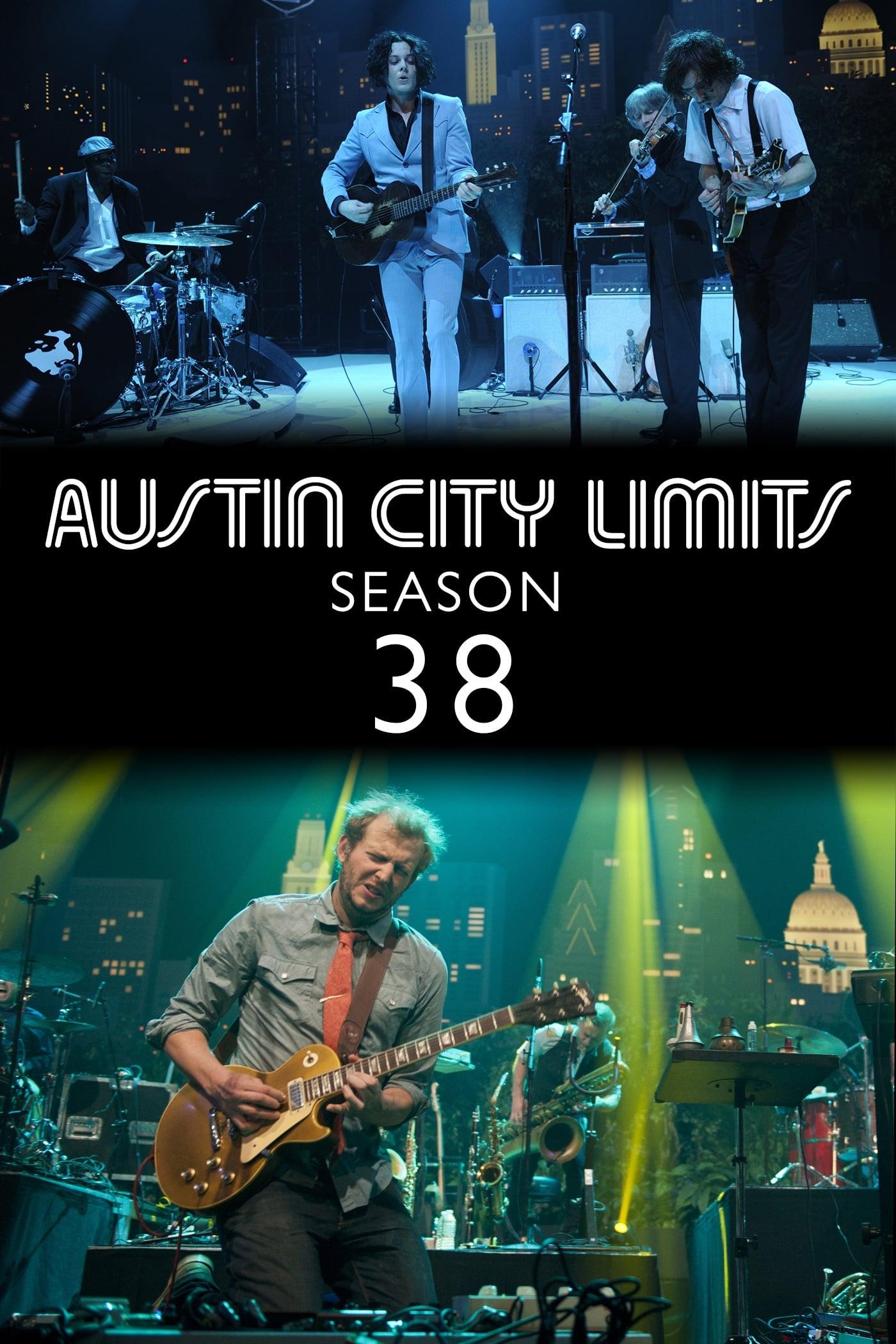 Austin City Limits Season 38