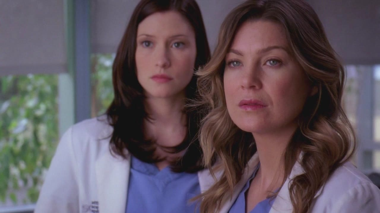 Grey's Anatomy Season 5 :Episode 21  No Good at Saying Sorry (One More Chance)
