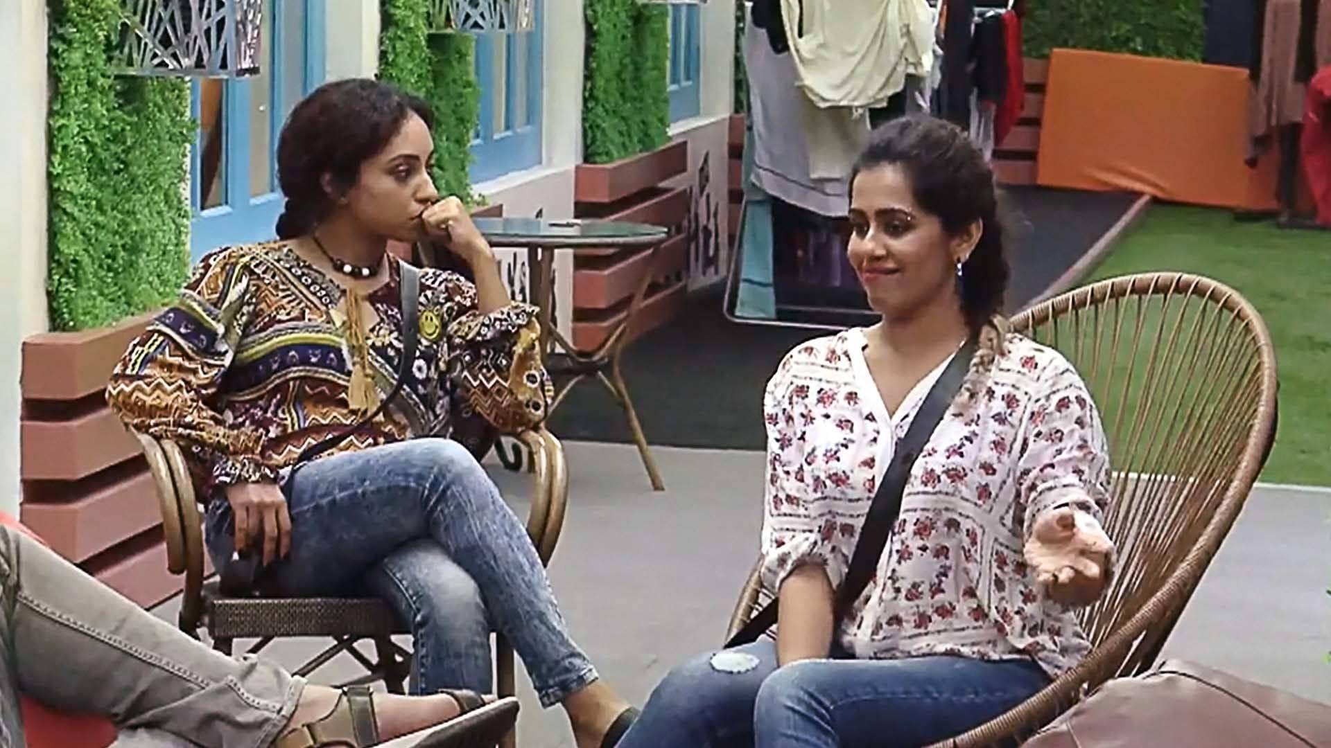 Bigg Boss Season 1 :Episode 24  Day 23: Ranjini Lashes Out at Pearle