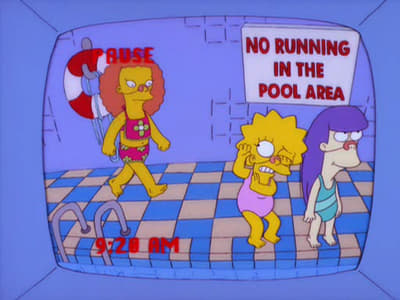 Die Simpsons Season 12 :Episode 16  Lisa knackt den Rowdy-Code