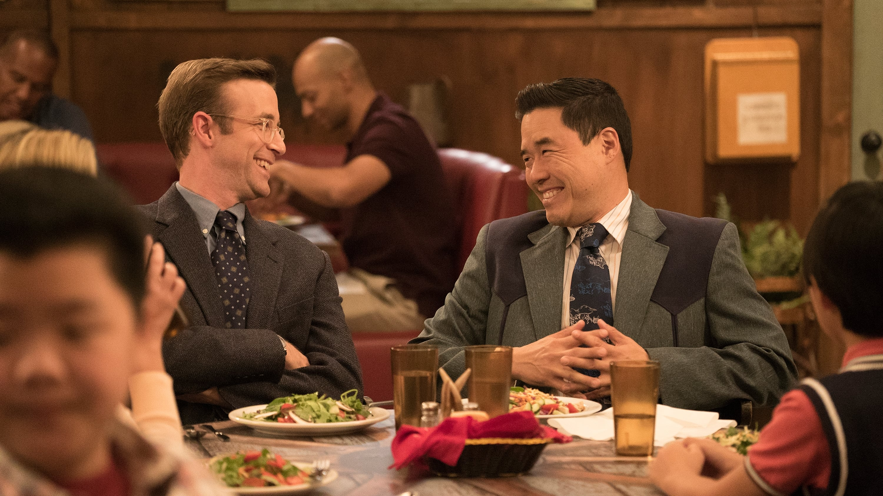 Fresh Off the Boat Season 4 :Episode 15  We Need to Talk About Evan