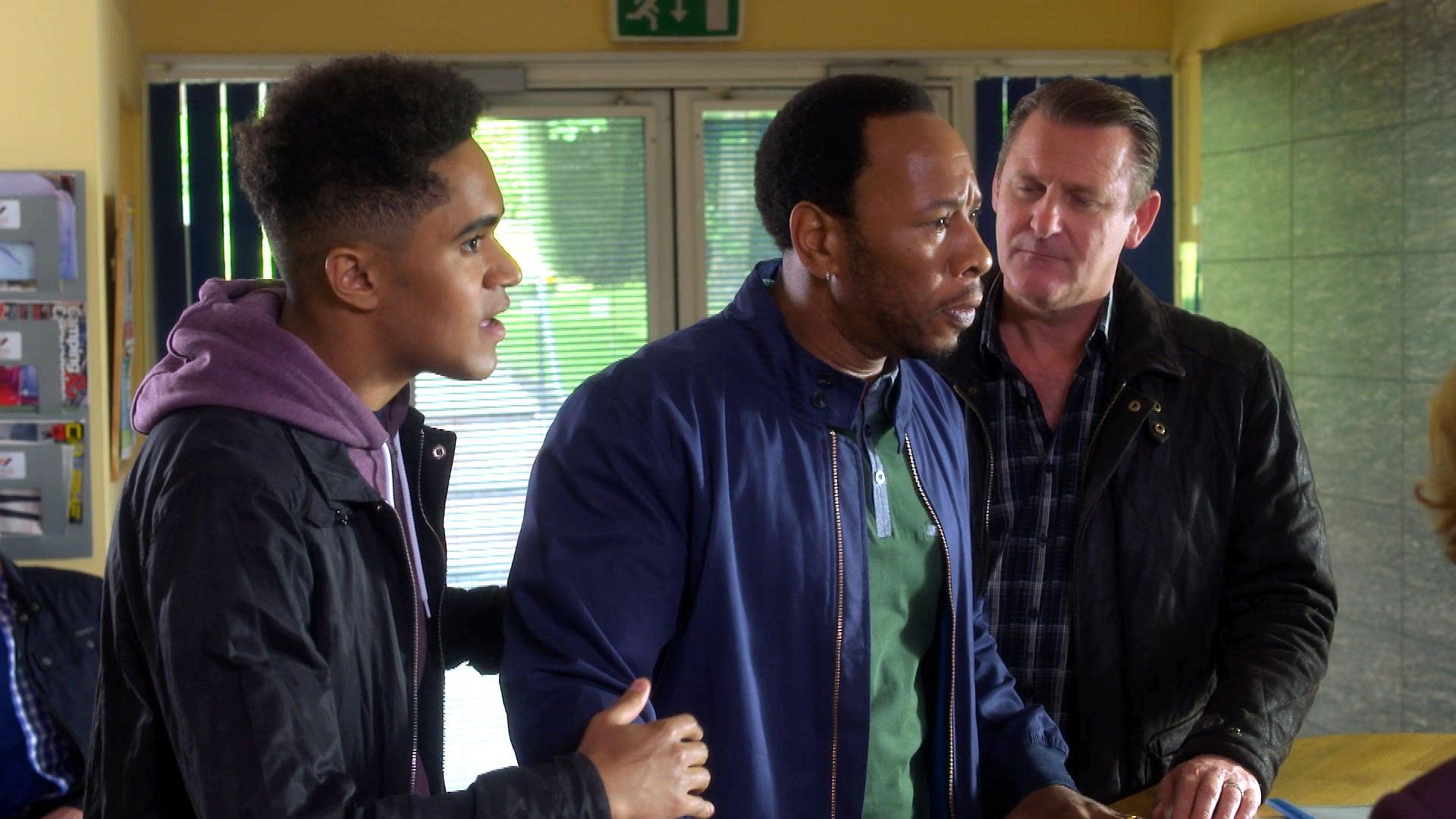 Doctors Season 18 :Episode 92  Life Unexpected