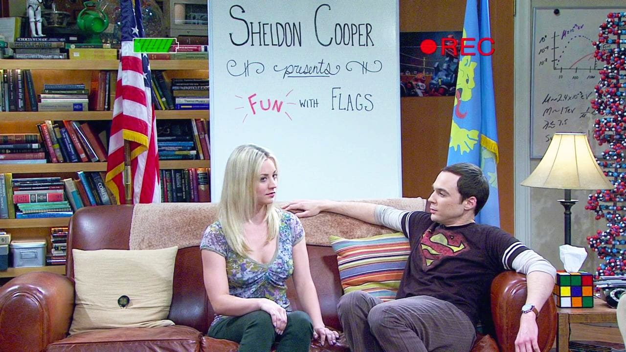The Big Bang Theory - Season 6 Episode 17 : The Monster Isolation