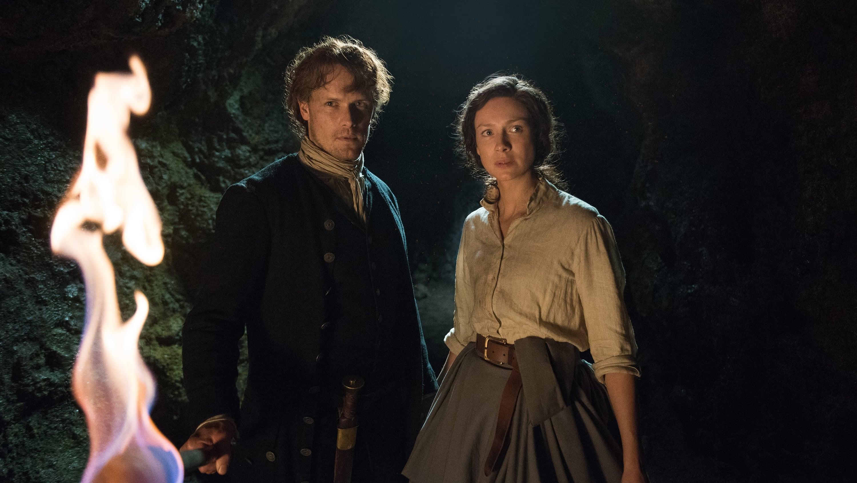 Outlander Season 3 :Episode 13  Eye of the Storm