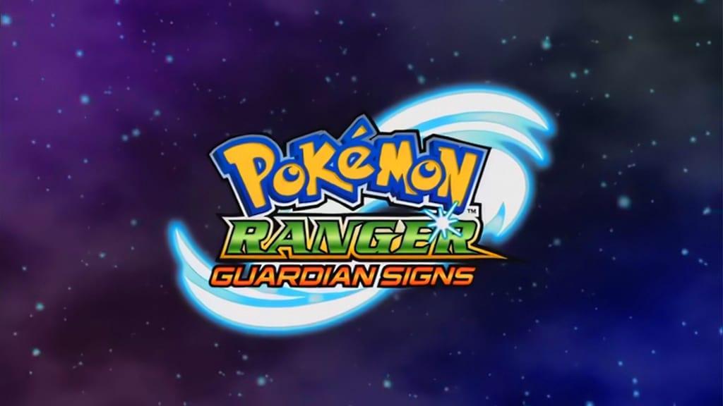 Pokémon Season 0 :Episode 21  Pokémon Ranger: Guardian Signs