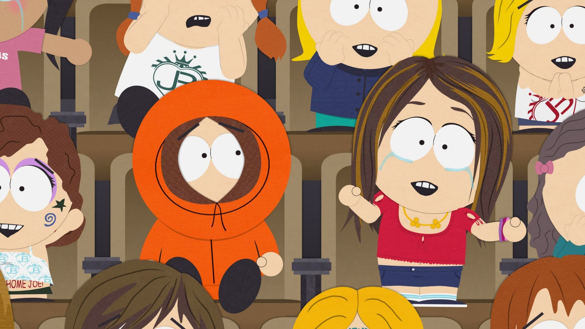 South Park Season 13 :Episode 1  The Ring