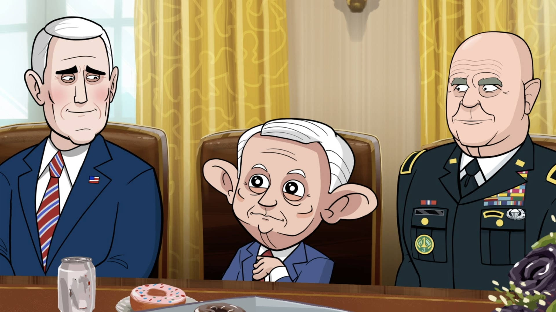 Our Cartoon President • S01E07