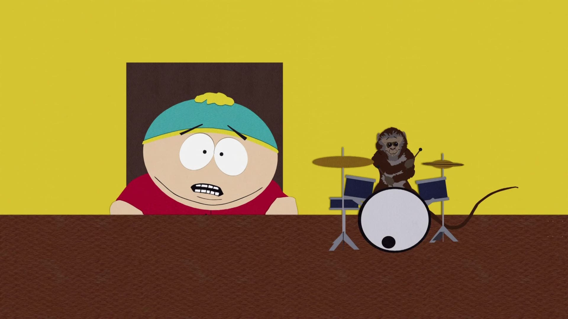 South Park Season 3 :Episode 12  Hooked on Monkey Fonics