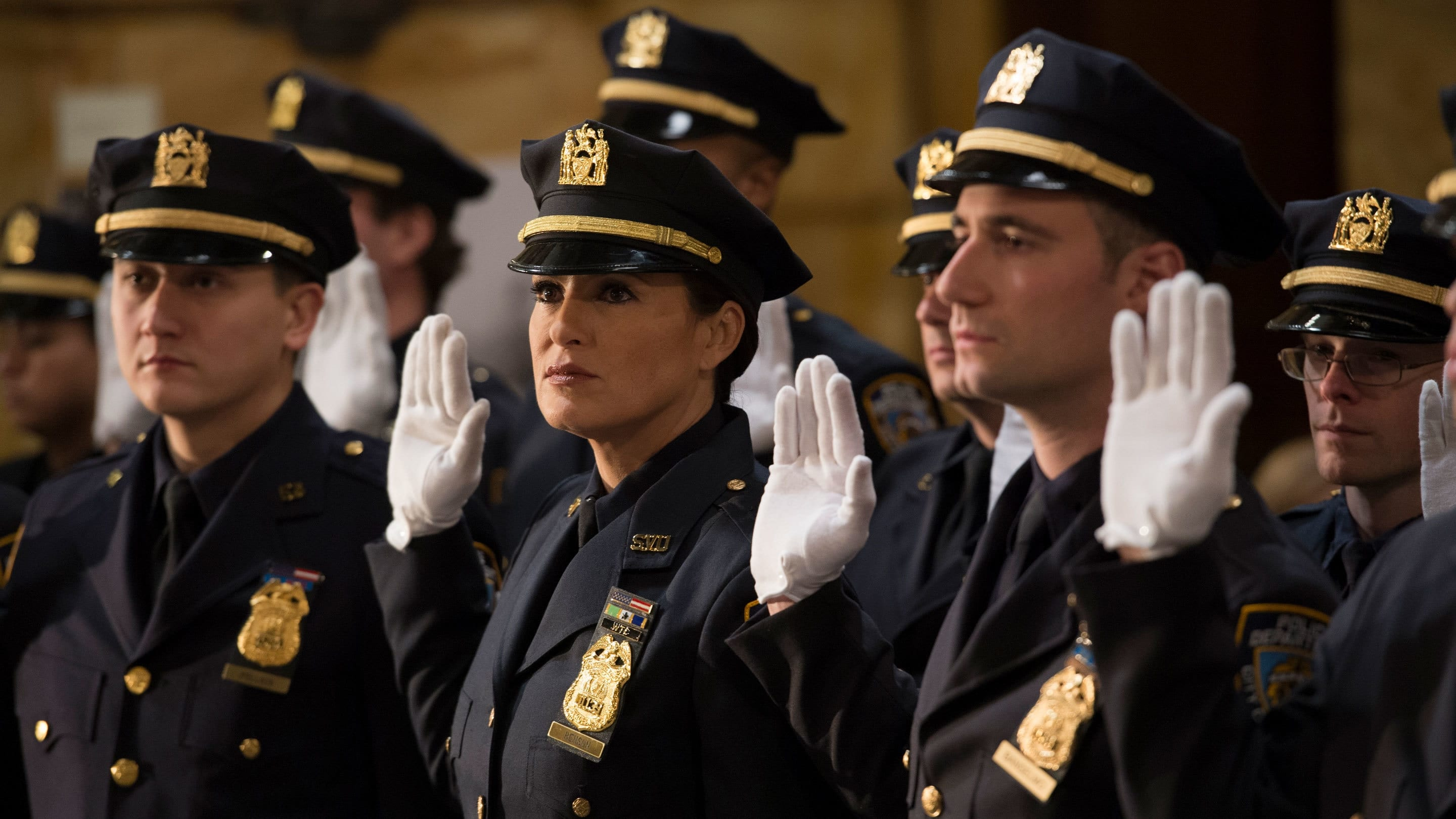 Law & Order: Special Victims Unit Season 15 :Episode 13  Betrayal's Climax