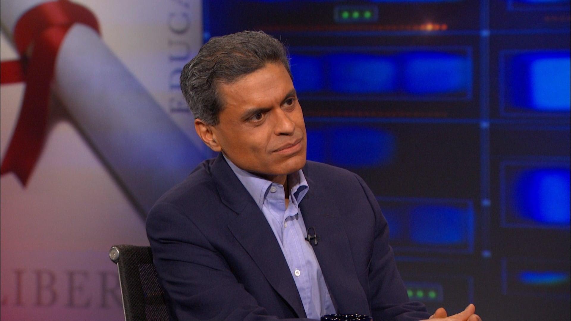 The Daily Show with Trevor Noah Season 20 :Episode 89  Fareed Zakaria