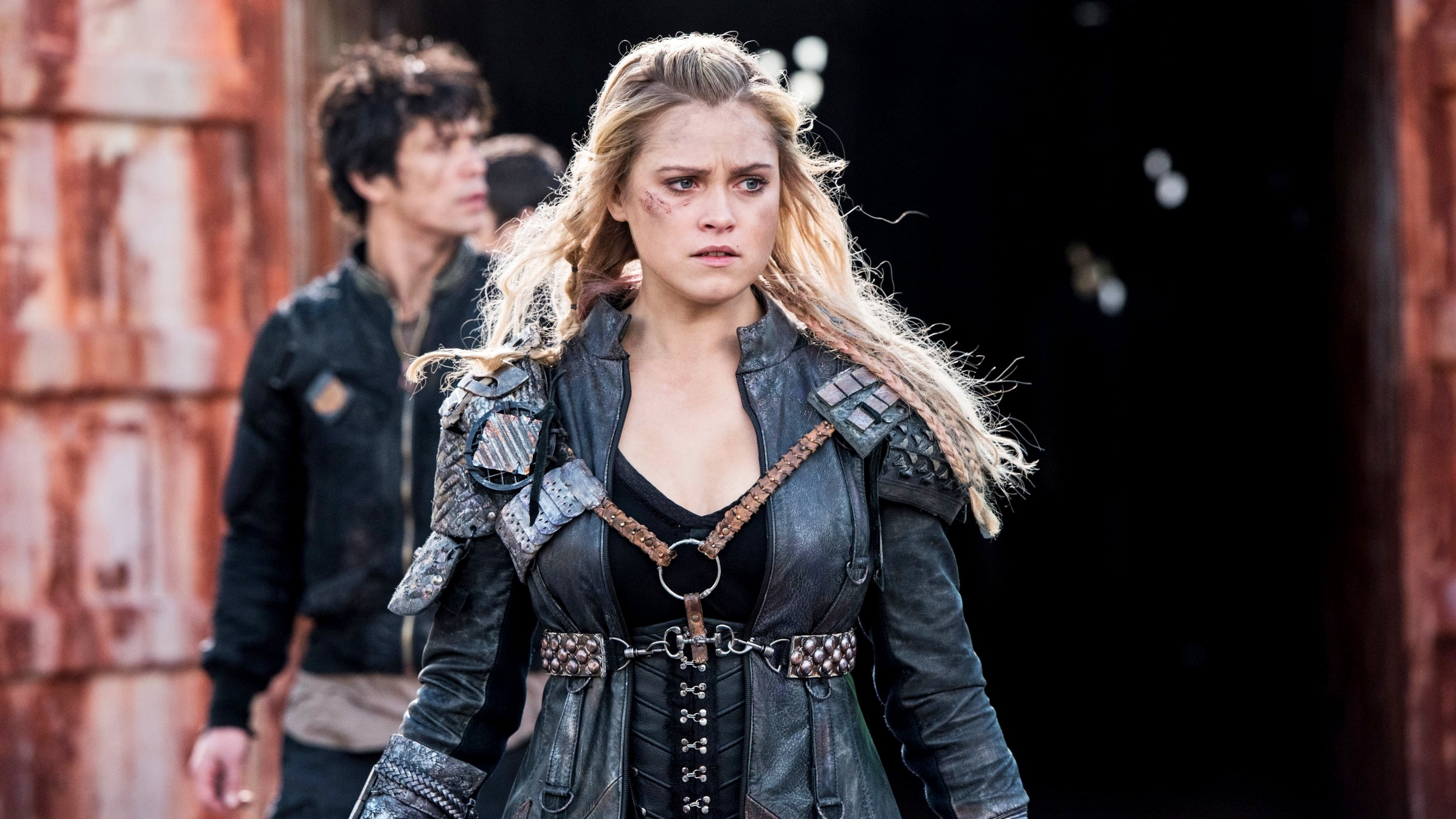 The 100 Season 3 :Episode 13  Join or Die
