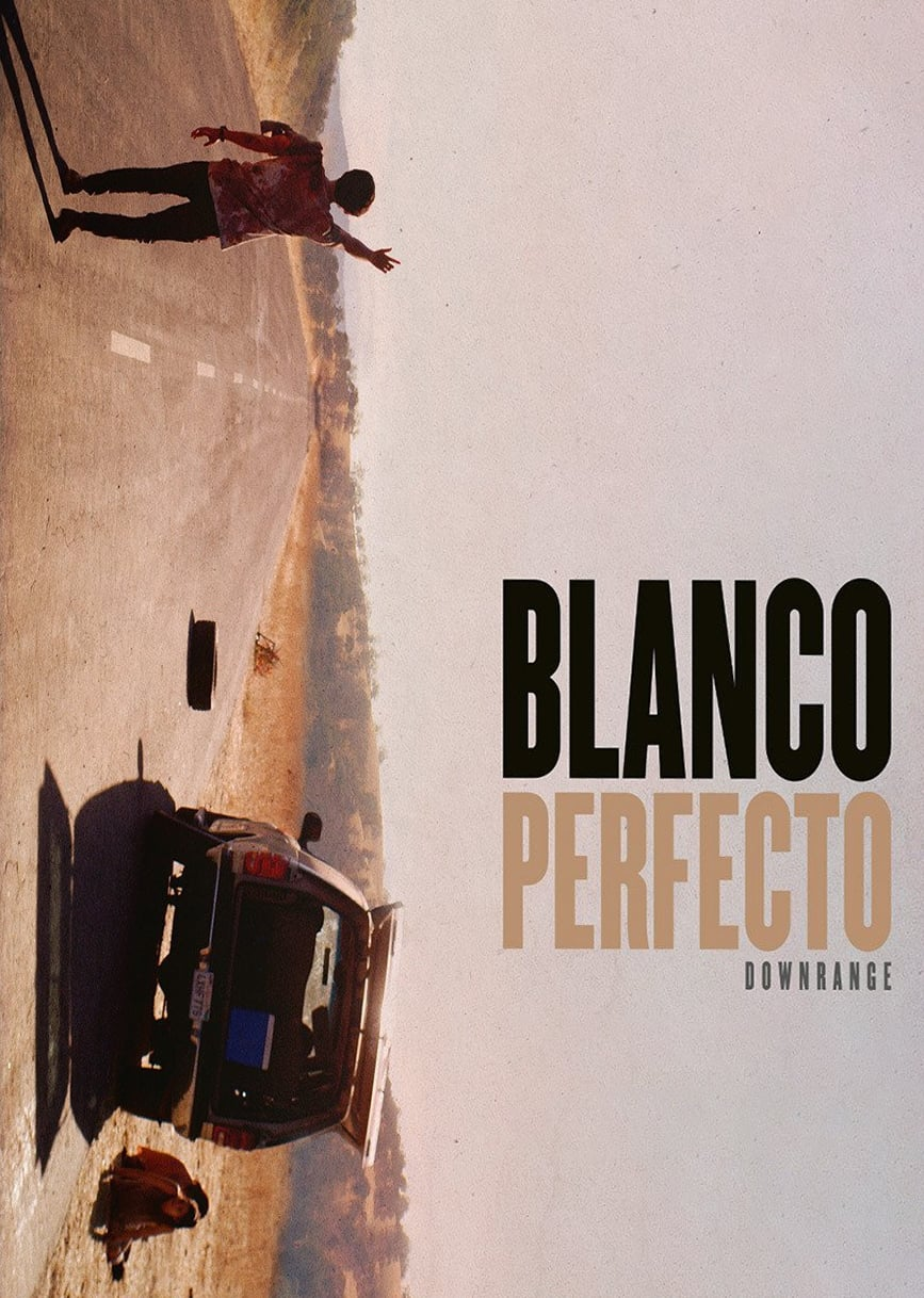 Póster Blanco perfecto (Downrange)